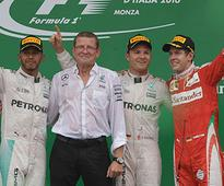 Italian GP talking points: Another first for Nico ...