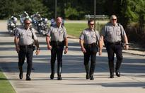 Funeral for slain Baton Rouge police officer draws thousands