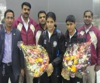 Two women boxers make India proud at 34-nation AIBA tournament in Serbia