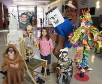 The Health Museum presents Siege of the Skeletons Art Competition
