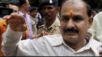 Babu Bajrangi withdraws bail application from Gujarat HC