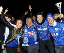 Jamie Carragher hails 'football's greatest achievement' as Leicester win Premier League title