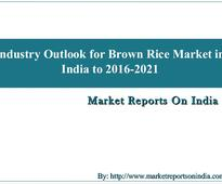 Industry outlook for brown rice market in india to 2016 2021