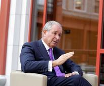 Blackstone's Schwarzman sees historic regulatory overhaul from Trump
