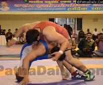 At Wrestling Championship, CM Talks about Prohibition in Bihar