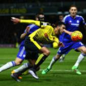 Costa snarls in useless as Watford thwart Chelsea