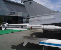 IAF test-fires MICA multi-mission air-to-air missile