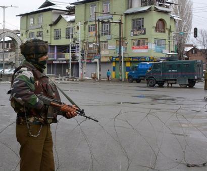 Srinagar encounter ends after 32 hrs, 2 terrorists gunned down