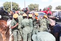 PF above POA ...only PF can hold meetings without any notice - police