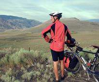 Cycling the Gold Rush Trail