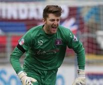 One to watch: Carlisle United goalkeeper Mark Gillespie
