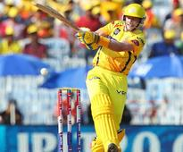 Michael Hussey is my idol: Badrinath