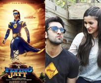 Will the negative reception for Tiger Shroff's A Flying Jatt affect Ranbir Kapoor and Alia Bhatt's Dragon?