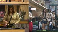 Bigg Boss 11 preview: Akash Dadlani clashes with Shilpa Shinde, luxury budget task gets competitive