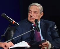 SOROS: 'This is the top of my priority'