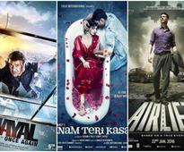 Box office collections: 'Ghayal Once Again' leads race; 'Sanam Teri Kasam' fails to overtake 'Airlift' on Saturday