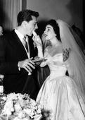 TBT: Photos of Elizabeth Taylor's 8 Wedding Dresses