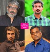 SS Rajamouli  Sanjay Leela Bhansali, Gautham Menon  Imtiaz Ali : 5 South directors who have mind blowing similarities with Bollywood big shots!