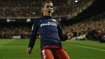 Villa: Griezmann at Messi and Ronaldo's level