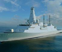Britain is running out of warships