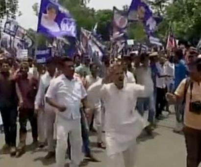Dayashankar's wife files FIR against Mayawati for 'derogatory' slogans
