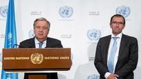 Cyprus reunification talks collapse, UN chief Antonio Guterres 'very sorry'