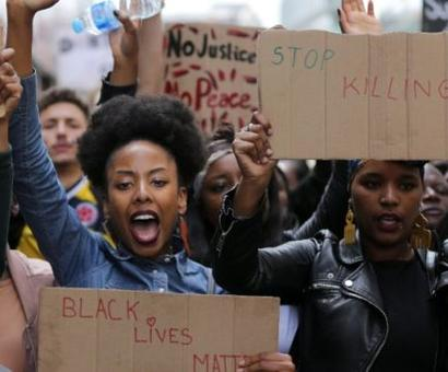 Black Lives Matter protests spread to Europe