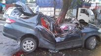 Mumbai: 5 dead in fatal car accident in Vile Parle