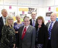 Celebrating 250 years of charitable support