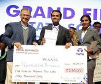 Pentavalent Bio Sciences emerges winner of Tata Social Enterprise Challenge 2016-17