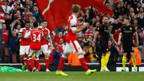 Premier League: Despite defensive hiccups, Arsenal manage to hold Man City 2-2