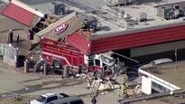 Collin County Truck Crash Report: Fire Truck Slams Into Dairy Queen