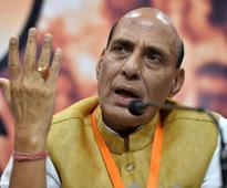 Rajnath Singh says govt to equip NSG with better infrastructure, weapons