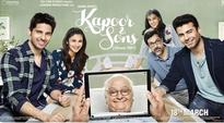 Kapoor & Sons Movie Review: Fawad-Alia-Sidharth's Intense Chemistry