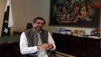 Pakistan Prime Minister Shahid Khaqan Abbasi to visit Afghanistan next week