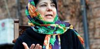Mehbooba calls for immediate end to tension on border