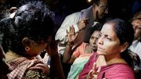 Live Updates: As cyclone Ockhi heads north, Defence Minister takes stock of damage