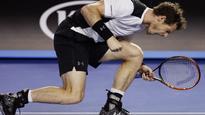Returning maestro Murray serves up tough win