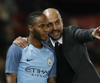 Premier League: Manchester City boss Pep Guardiola pleased with rejuvenated Raheem Sterling