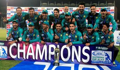 Pakistan beats World XI in final T20, anticipates return of international cricket