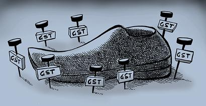 Have not received any benefit under GST? Here is the culprit