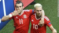 Wales wins all-British battle to reach last 8