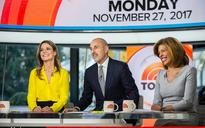 NBC issues hugging guidelines to staff in wake of Matt Lauer sexual assault scandal
