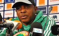 Keshi gives Super Eagles players May 27 deadline for Scotland friendly