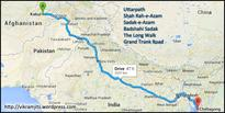 Grand Trunk Road  One Of Asia's Oldest & Longest Roads