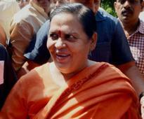 Uma Bharti gets bail in defamation case filed by Digvijaya Singh