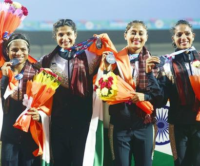 How Asian Athletics proved historic for India