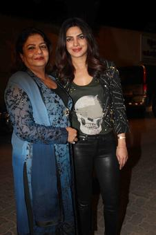 PIX: Priyanka parties with Harshvardhan