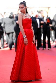 Does Bella remind you of Audrey Hepburn?