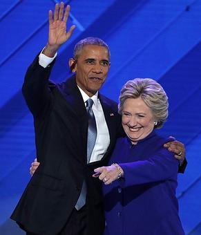 Carry Hillary the same way you carried me: Obama appeals to Americans